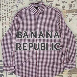 Banana Republic Grant non-iron dress shirt